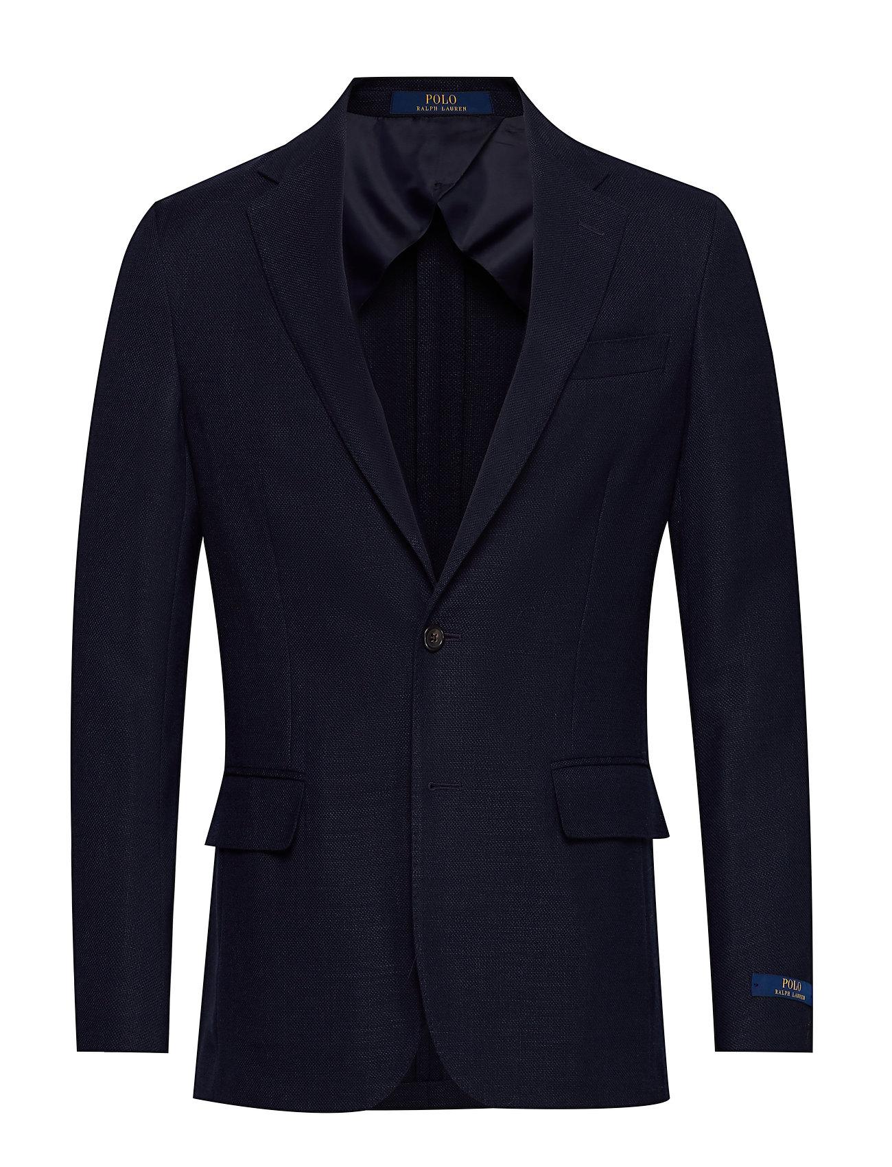 Polo Ralph Lauren Morgan Textured Sport Coat - NEW NAVY