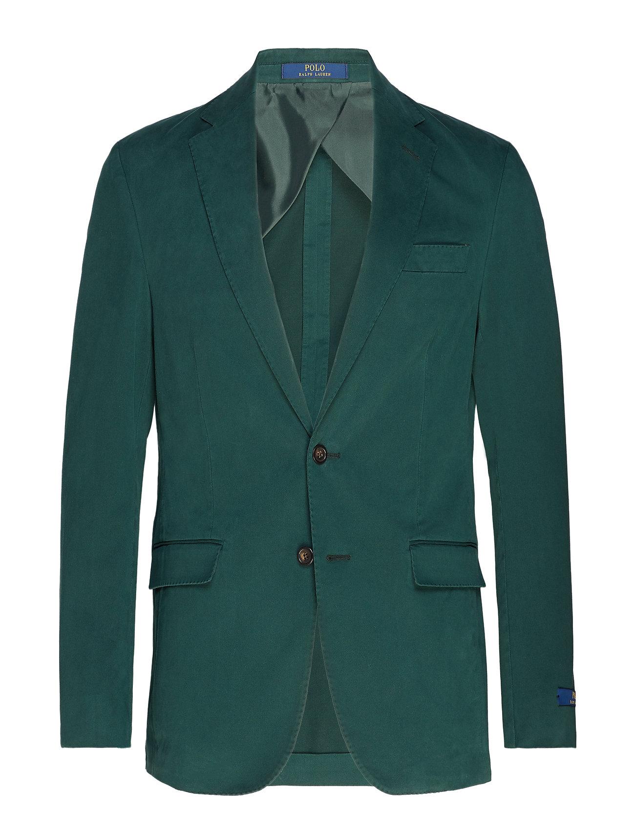 Morgan Chino Suit Jacket Dark Green 285 Polo Ralph Lauren