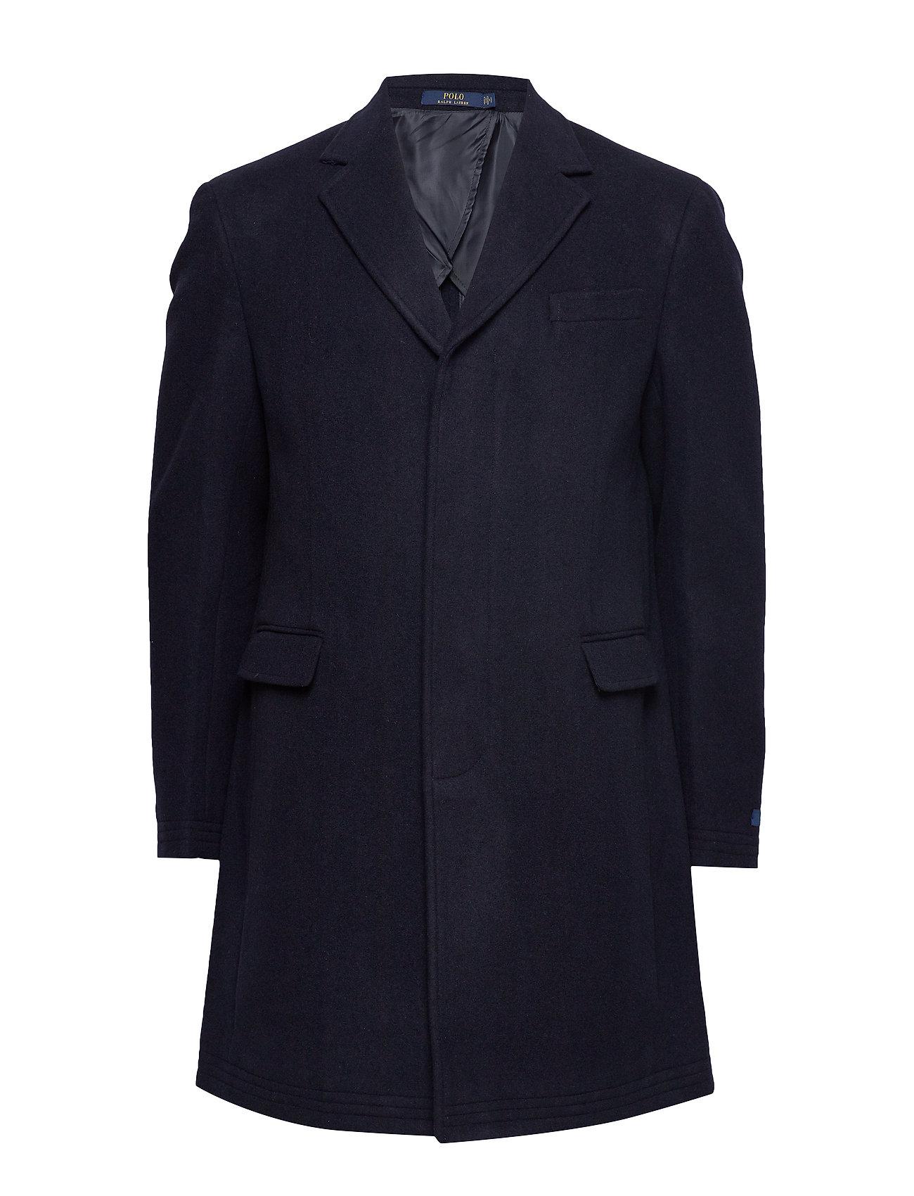 Polo Ralph Lauren Polo Unconstructed Topcoat - NAVY