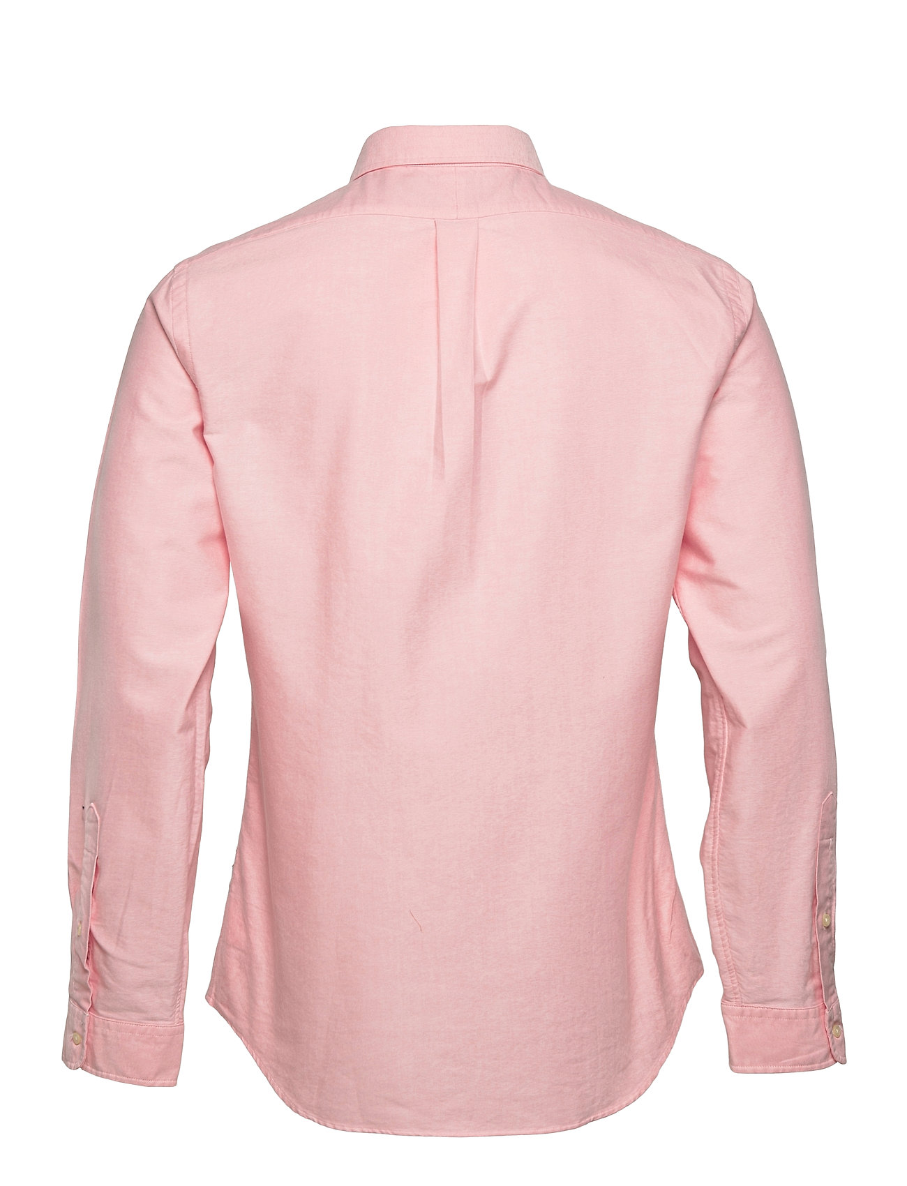 Cotton Lauren Oxford Fit PinkPolo Slim Shirtbsr Ralph sdthQxrCB