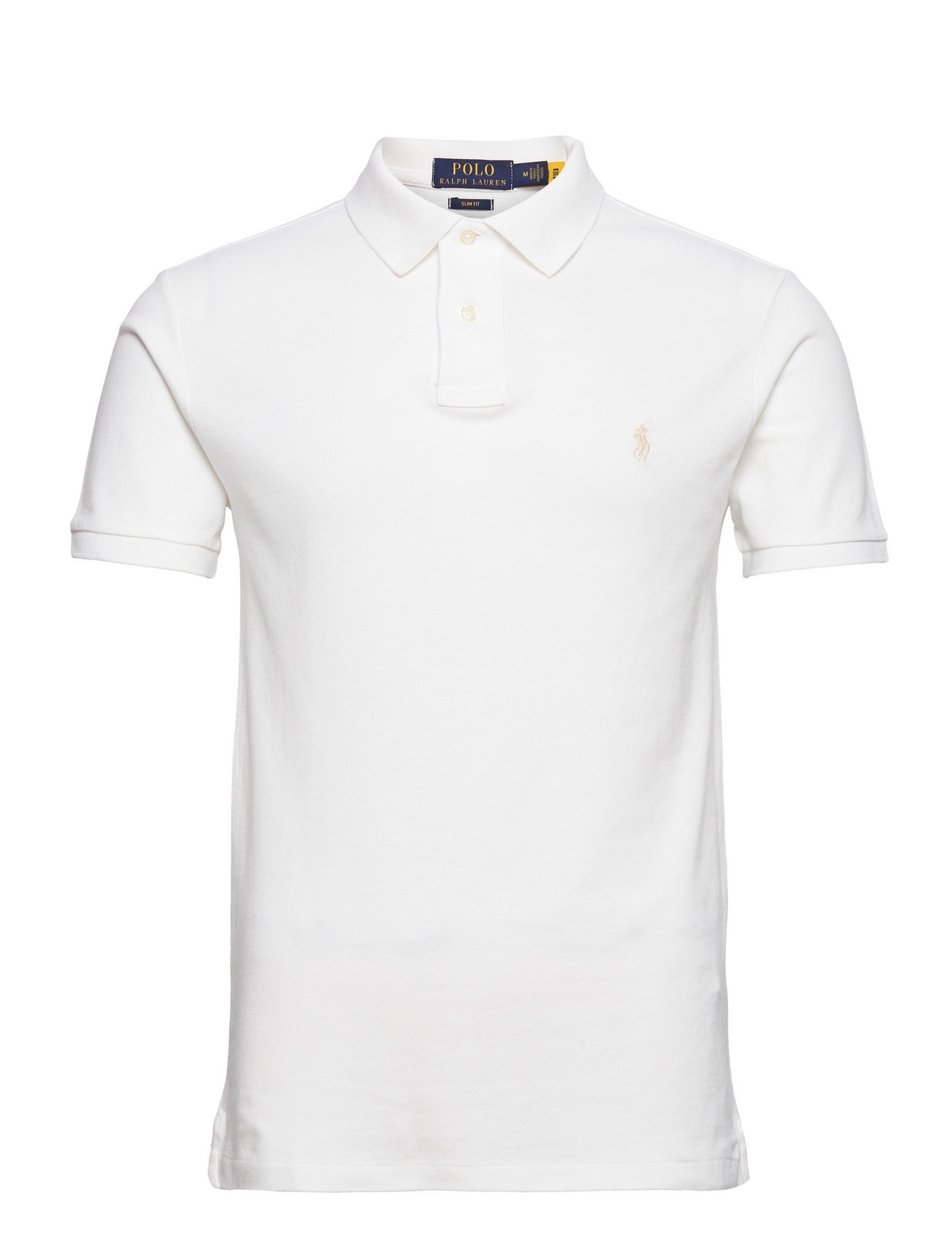 Polo Ralph Lauren Slim Fit Mesh Polo Shirt - NEVIS