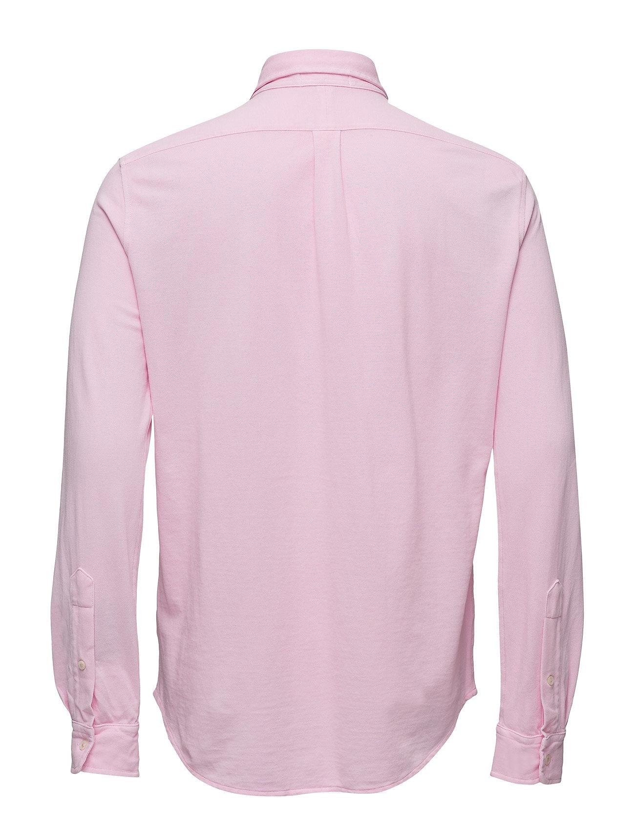 Shirtcarmel Mesh Custom PinkPolo Featherweight Fit Lauren Ralph UGSjLqzMpV