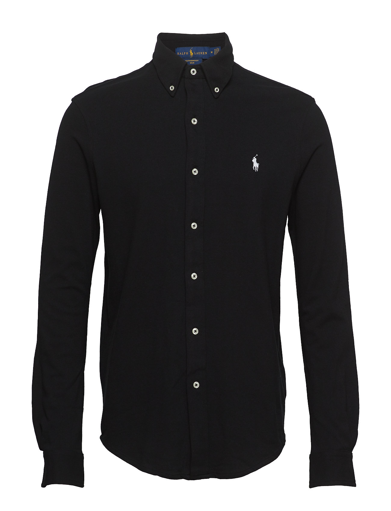 Polo Ralph Lauren Featherweight Mesh Shirt - POLO BLACK