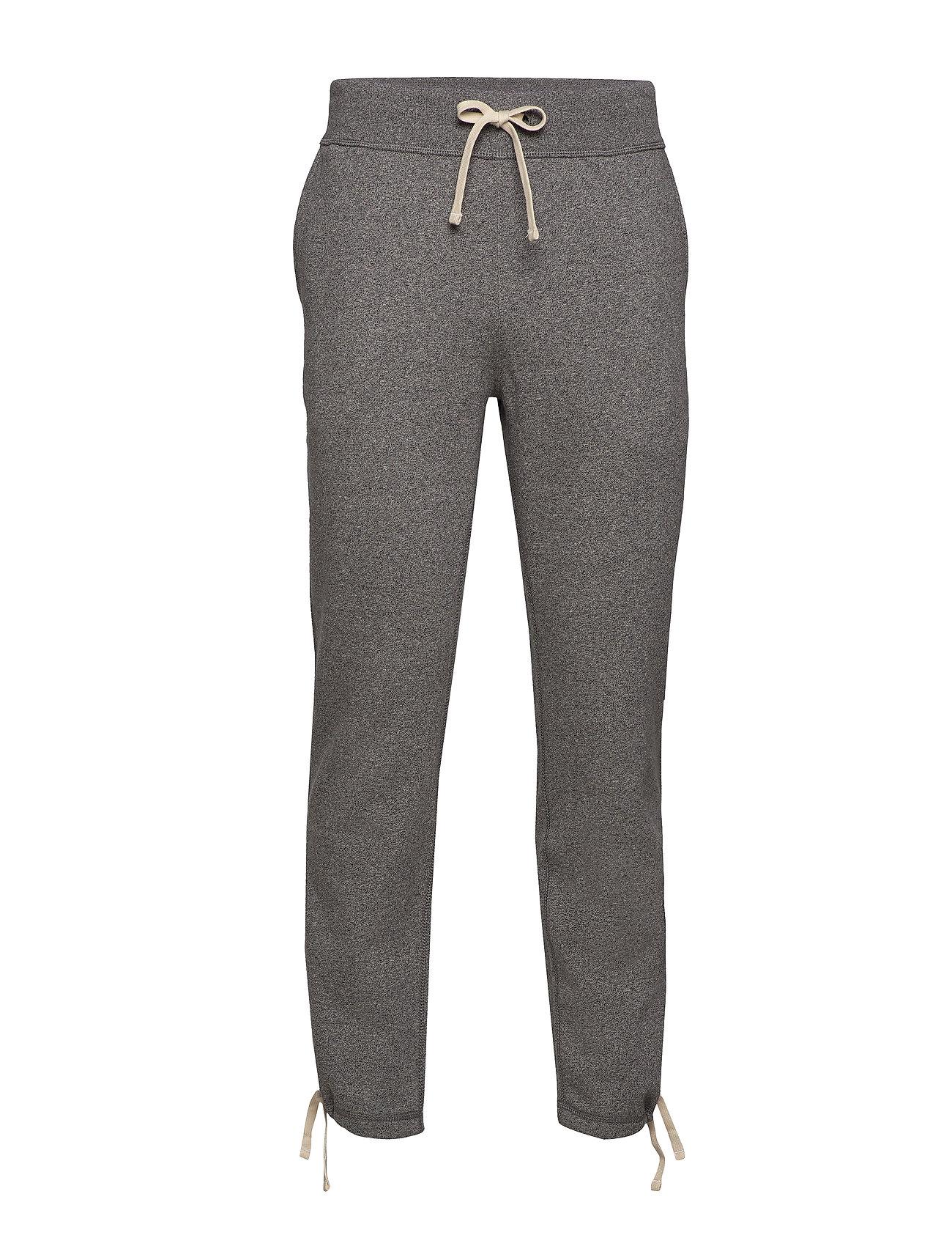 Polo Ralph Lauren Cotton-Blend-Fleece Pant - ALASKAN HEATHER