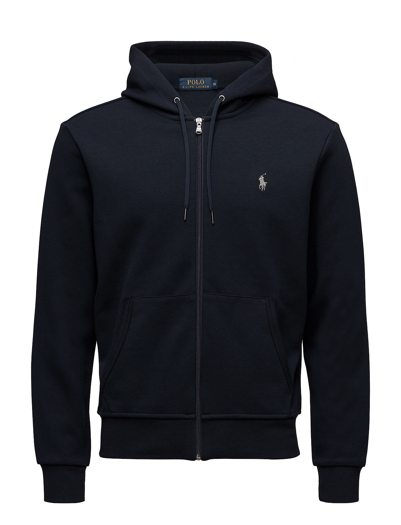 Polo Ralph Lauren Double-Knit Hoodie - AVIATOR NAVY
