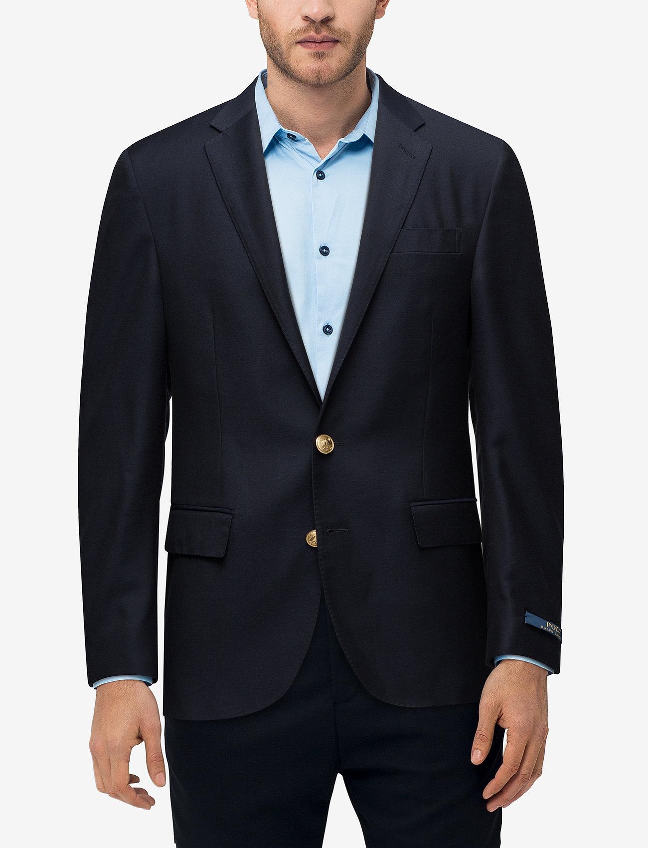 Polo Ralph Lauren Polo Wool Twill Sport Coat - CLASSIC NAVY