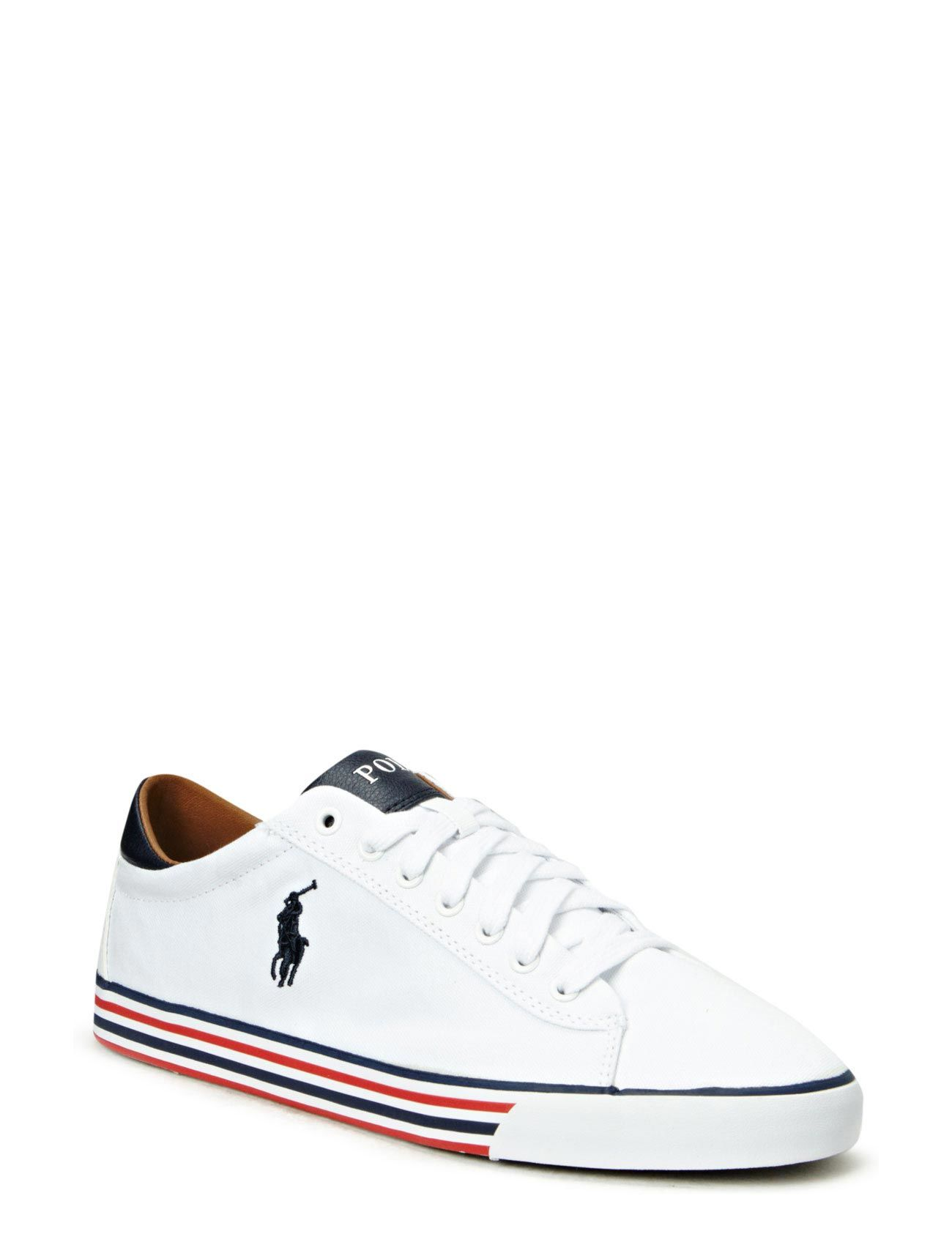 Polo Ralph Lauren Harvey Canvas Sneaker