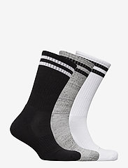 Polo Ralph Lauren - Logo Crew Sock 3-Pack - regular socks - white / grey / bl - 1
