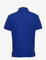 Polo Ralph Lauren - Slim Fit Stretch Mesh Polo - short-sleeved polos - heritage royal/c3 - 1