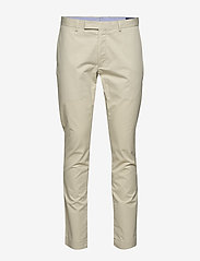Polo Ralph Lauren - Stretch Slim Fit Chino Pant - chinos - basic sand - 0