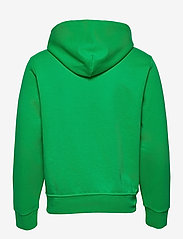 Polo Ralph Lauren - Double-Knit Full-Zip Hoodie - hoodies - golf green - 1