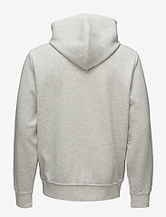 Polo Ralph Lauren - Double-Knit Full-Zip Hoodie - hoodies - lt sport heather - 2