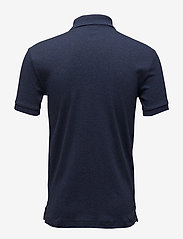 Polo Ralph Lauren - Slim Fit Interlock Polo Shirt - short-sleeved polos - spring navy heath - 1
