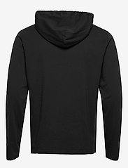 Polo Ralph Lauren - Cotton Jersey Hooded T-Shirt - hoodies - polo black - 1