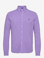 Featherweight Mesh Shirt - NEW LILAC HEATHER