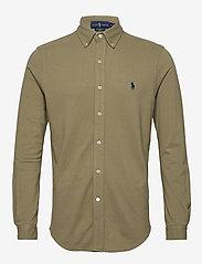 Featherweight Mesh Shirt - SAGE GREEN/C7998