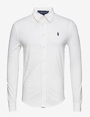 Featherweight Mesh Shirt - WHITE