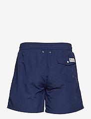 Polo Ralph Lauren - 5½-Inch Traveler Swim Trunk - badehosen - newport navy - 2