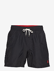 Polo Ralph Lauren - 5½-Inch Traveler Swim Trunk - badehosen - polo black - 0