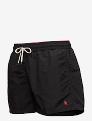 Polo Ralph Lauren - 5½-Inch Traveler Swim Trunk - badehosen - polo black - 2