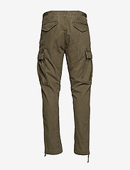 Polo Ralph Lauren - Classic Tapered Fit Cargo Pant - cargobukser - british olive - 1