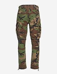 Polo Ralph Lauren - Classic Tapered Fit Cargo Pant - cargobukser - surplus camo - 2