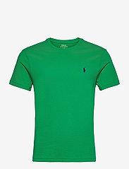 Custom Slim Fit Jersey Crewneck T-Shirt - BILLIARD/C7315