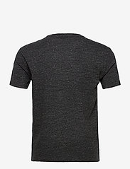 Polo Ralph Lauren - Custom Slim Crewneck T-Shirt - basic t-shirts - black marl heathe - 1