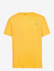 Custom Slim Fit Jersey Crewneck T-Shirt - YELLOWFIN/C7370