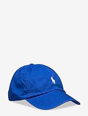 Polo Ralph Lauren - Cotton Chino Baseball Cap - lakit - pacific royal - 0