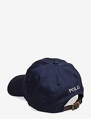 Polo Ralph Lauren - Cotton Chino Baseball Cap - caps - newport navy - 1