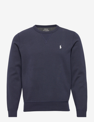 Polo Ralph Lauren - Double-Knit Sweatshirt - basic sweatshirts - aviator navy - 0