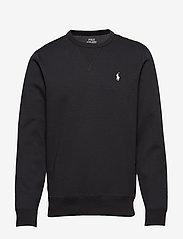 Polo Ralph Lauren - Double-Knit Sweatshirt - basic sweatshirts - polo black/cream - 0