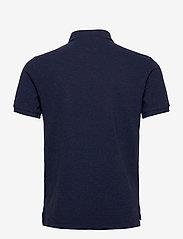 Polo Ralph Lauren - Custom Slim Fit Mesh Polo - short-sleeved polos - spring navy heath - 1