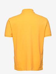 Polo Ralph Lauren - Custom Slim Fit Mesh Polo - polos à manches courtes - yellowfin/c7315 - 1