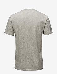 Polo Ralph Lauren - Custom Slim Fit Cotton T-Shirt - basic t-shirts - new grey heather - 2