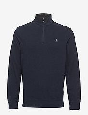 Polo Ralph Lauren - Jersey Half-Zip Pullover - svetarit - aviator navy - 1