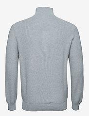 Polo Ralph Lauren - Cotton Half-Zip Sweater - half zip - andover heather - 2