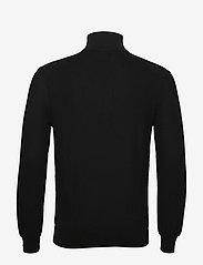 Polo Ralph Lauren - Cotton Half-Zip Sweater - half zip - polo black - 1