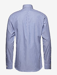 Polo Ralph Lauren - Slim Fit Stretch Cotton Shirt - business shirts - blue/white bengal - 2
