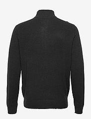 Polo Ralph Lauren - Merino Quarter-Zip Sweater - half zip - polo black - 1