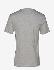 Polo Ralph Lauren - Custom Slim Fit Interlock Tee - short-sleeved t-shirts - andover heather - 1