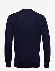 Polo Ralph Lauren - LS SF VN CRD-LONG SLEEVE-SWEATER - basic knitwear - hunter navy - 1