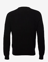 Polo Ralph Lauren - LORYELLE WOOL-LS CN PP - tops - black w/ gold pp - 1