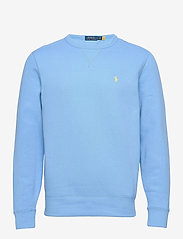 Fleece Crewneck Sweatshirt - BLUE LAGOON