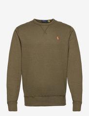 Fleece Crewneck Sweatshirt - DEFENDER GREEN