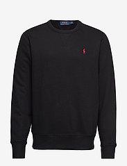 Polo Ralph Lauren - Fleece Crewneck Sweatshirt - clothing - polo black - 1