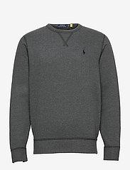 Fleece Crewneck Sweatshirt - STADIUM GREY HEAT