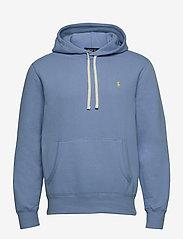 Fleece Hoodie - BLUE LAGOON