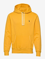 Polo Ralph Lauren - Fleece Hoodie - basic sweatshirts - gold bugle/c7980 - 0